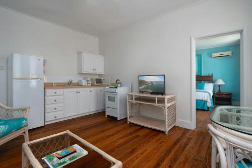 1 bedroom living area